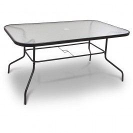 FDZN 5020 AL Stůl čirá deska FIELDMANN