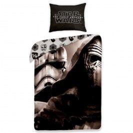 Halantex Dětské bavlněné povlečení Star Wars 457, 140 x 200 cm, 70 x 90 cm