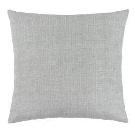 Bellatex Polštářek Rita UNI světle šedá, 40 x 40 cm