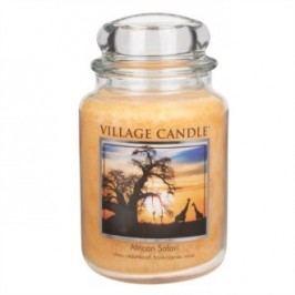 Village Candle Vonná svíčka ve skle, Africké Safari - African Safari, 645 g, 645 g