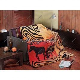 Matějovský bavlněná deka Angola, 160 x 220 cm,