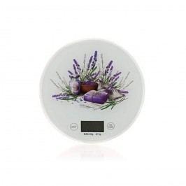 LAVENDER kuchyňská digitální váha 28CS0005L