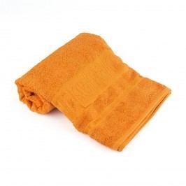 osuška Bamboo Exclusive oranžová