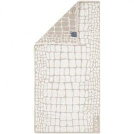 JOOP! Ručník Gala Croco Stein, 50 x 100 cm
