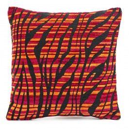 Povlak na polštářek Nairobi červená, 40 x 40 cm,