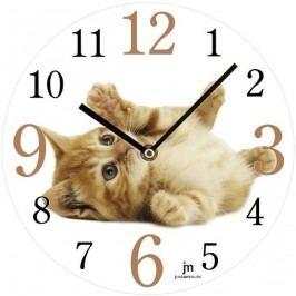 Lowell 14843 nástěnné hodiny