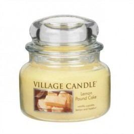 Village Candle Vonná svíčka ve skle, Citrónový koláč - Lemon Pound Cake, 269 g, 269 g