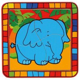 Bino Puzzle slon