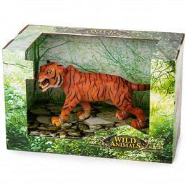 Tygr oranžová, 14 cm