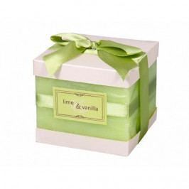 Dekorativní svíčka Elegance Limeta a vanilka