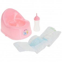 Dětský hrací set Baby care, 17 cm