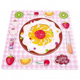 Bino Puzzle ovocný koláč