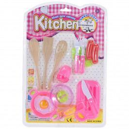 Dětský hrací set Food and kitchen Spoon, 14 ks