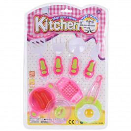 Dětský hrací set Food and kitchen Fork, 11 ks
