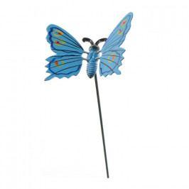 Dekorace motýlek, modrá