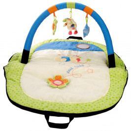 Bino Cestovní hrací deka Slon