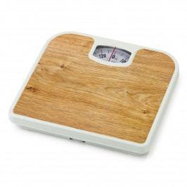 Osobní váha Plank Pine, hnědá