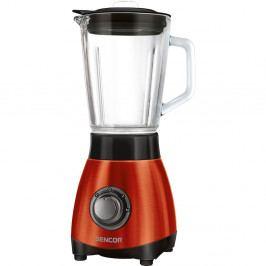 Sencor SBL 3272RD mixér stolní, červená