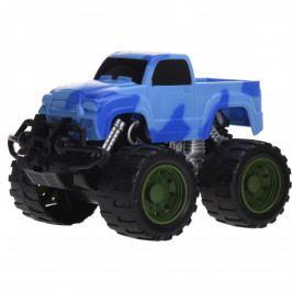 Monster truck modrá, 13 cm