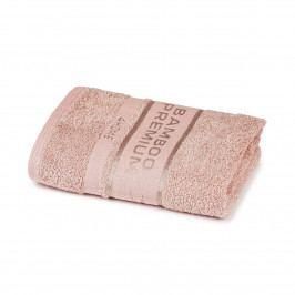 4Home Ručník Bamboo Premium růžová, 50 x 100 cm
