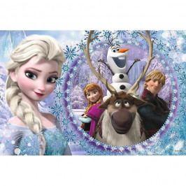 Puzzle Trefl Frozen Ledové království 17275 60 dílků