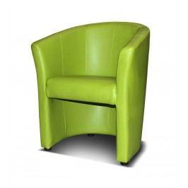 Křeslo - Po-Sed - Kubelek (zelená)
