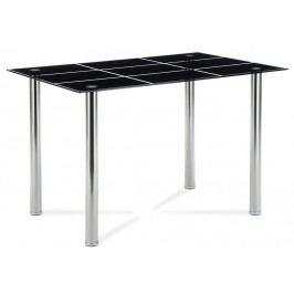 Jídelní stůl - Artium - AT-1888 BK (pro 4 osoby)