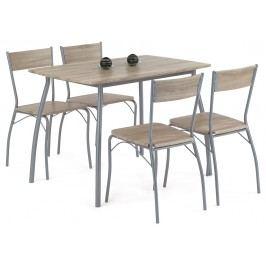 Jídelní set - Artium - HANS SON (pro 4 osoby)