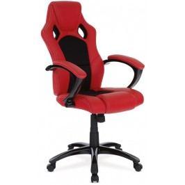 Kancelářské křeslo - Artium - KA-N157 RED
