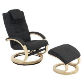 Relaxační křeslo - Artium - TV-8714 BK2
