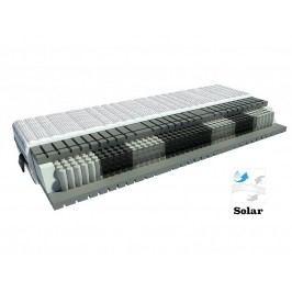 Taštičková matrace - BRW - Luxurius - 200x180 cm