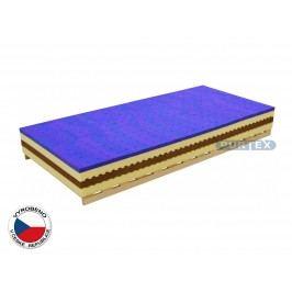 Pěnová matrace - Purtex - Eleanor - 200x140 cm (T3)