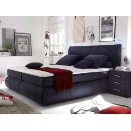 Manželská postel Boxspring 180 cm - Renar - Como (s matrací)