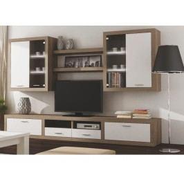 Obývací stěna - Cancan New 3 (s osvětlením)