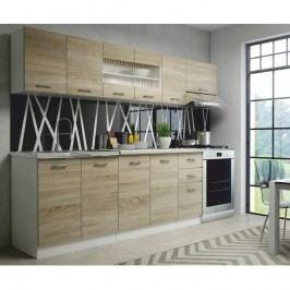 Kuchyně - Promo 260 cm