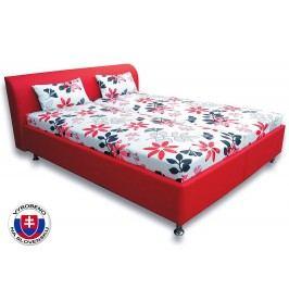 Manželská postel 160 cm - Važo - Rita - 1 (s pružinovými matracemi)