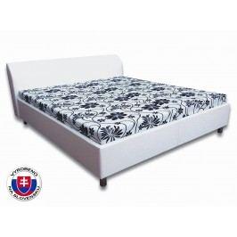 Manželská postel 160 cm - Važo - Rita - 3 (s pružinovými matracemi)