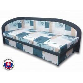 Jednolůžková postel (válenda) 90 cm - Važo - Melinda (Ramona 3A + Falcone 5) (L)