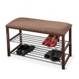 Botník (skříňka na boty) - Langella hnědá