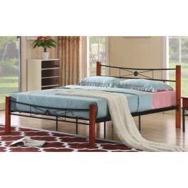 Manželská postel 160 cm - Amarilo (s roštem)