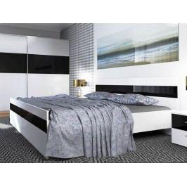 Manželská postel 160 cm - Devon