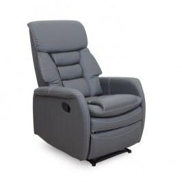 Relaxační křeslo - Komfy (šedá)