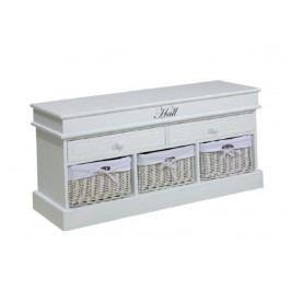 Botník (skříňka na boty) - Blanco