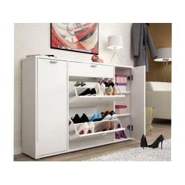 Botník (skříňka na boty) - Anabela (bílá)