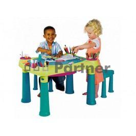 Detský multifunkční stolík - Deokork - Play
