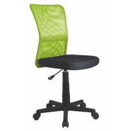 Dětská židle - - Dingo (zelená + černá)