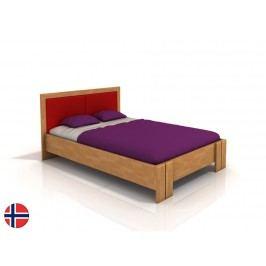 Manželská postel 160 cm - Naturlig - Manglerud High BC (buk) (s roštem)