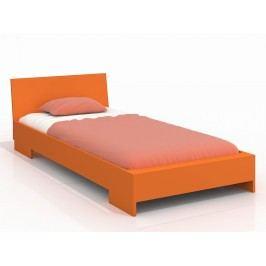 Jednolůžková postel 90 cm - Naturlig Kids - Lekanger (borovice) (s roštem)