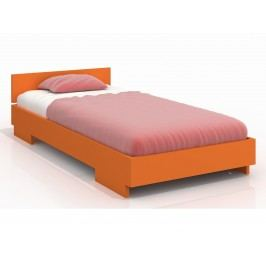 Jednolůžková postel 120 cm - Naturlig Kids - Larsos (borovice) (s roštem)
