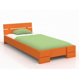 Jednolůžková postel 90 cm - Naturlig Kids - Lorenskog (borovice) (s roštem)